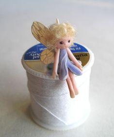 Fairy: free download tutorial from Sue Heaser