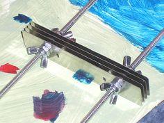 Tube / Slice bead cutter by tooaquarius, via Flickr