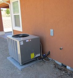 Outdoor Electrical for HVAC