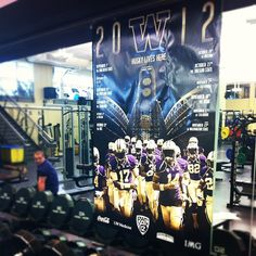 New Husky Football posters are out