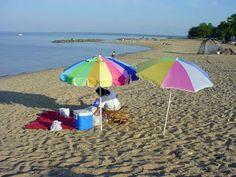 beaches, summer, virginia, coloni beach, colonial beach va