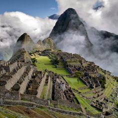 Machu Picchu: One of the Seven Wonders of the World