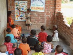 """Taking its name from the Hindi word for """"hope,"""" ASHA FOR EDUCATION creates opportunities for underprivileged children in India through a variety of educational programs."""