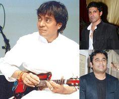 Farhan Akthar, AR Rahman, Sonu Nigam mourn Mandolin Srinivas' death!  #FarhanAkthar  #ARRahman