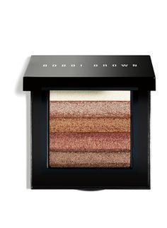 Shimmer Brick Compact - Bronze #bobbiebrown #makeup #bronzer