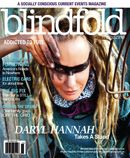 Blindfold Magazine Second Issue ~ It's time to take off the proverbial blindfold that society creates and see beyond ~ $11.99 ~order single copy or subscribe http://www.blindfoldmag.com   @Blindfold Magazine