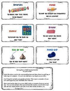 Gifties for testing