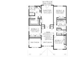 Craftsman House Plan ID: chp-37327 - COOLhouseplans.com