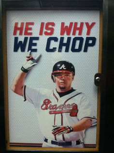 Not just for him...but he's the main reason I'm hoping for a good postseason from the Braves this year!
