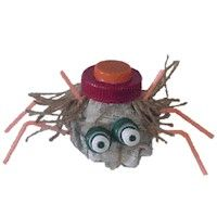 Litter Bug Craft from MakingFriends.com. Lot of fun for little ones. Use Resources Wisely!