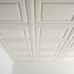 ceiling tiles - awesome