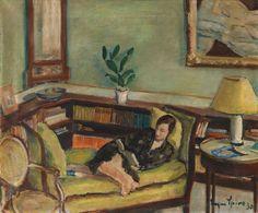 pintura de Eugen Spiro