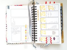 2013 planner by Rebecca Sower