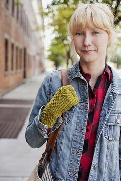 Gloves for mom