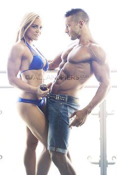 Andrea Smith & James Alexander-Ellis
