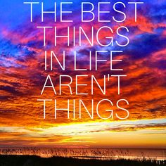 The best things in l
