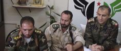 Free Syrian Army Rebels Abandon Cease-fire
