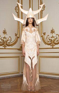 Riccardo Tisci's Givenchy Spring 2011 couture collection