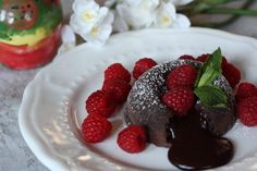 Chocolate Lava Cake Recipe - Cooking with Trader Joe's