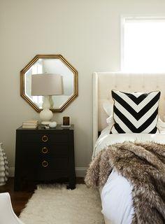 mirror, jws interior, pillow, guest bedrooms, bedroom makeovers, lamp