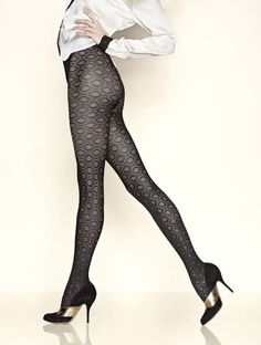Palais Royal Tights by Gerbe