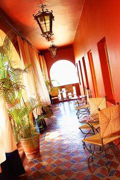 Hotel California in Todos Santos. Beautiful!