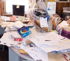 how to organize your paperwork to boost productivity | lifehack.org