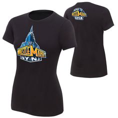 Road to Wrestlemania 29 Women's Authentic T-Shirt - #WWE