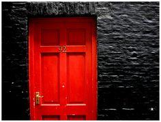 red doors, reddoor, doorway, entry doors, roll stone, front doors, rolling stones, paints, black