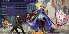 Demon Gaze Battle Mechanics Gameplay, New Screenshots