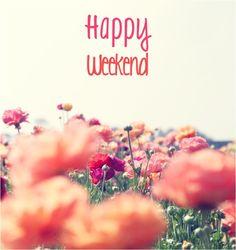 Happy weekend #weekend