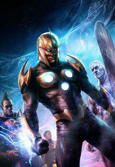 Thanos Imperative by Alex Garner