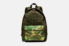 FUCT SSDD Spring/Summer 2014 Camouflage Print Bag