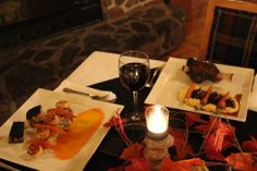 Pictou Lodge Nova Scotia - great dining