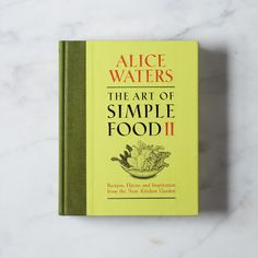 The Art of Simple Food Two, Signed Cookbook on Provisions by Food52