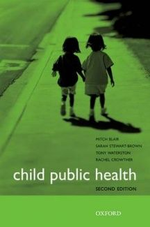 Child public health text book