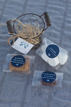 s'more package // photo by Erin Kate Photography