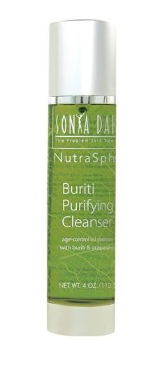 Buriti Purifying Cleaner- the best oil face wash for anti-aging and dry or sensitive skin- all natural!