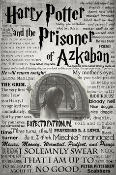 Prisoner of Azkaban.