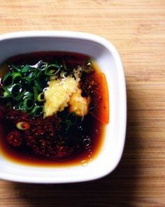 Basic Asian Dipping Sauce Recipe