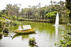 Southeast Botanical Gardens, Okinawa, Japan