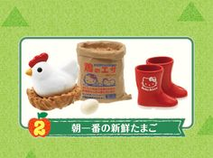 Re-Ment Miniatures - Hello Kitty Farm Life #2
