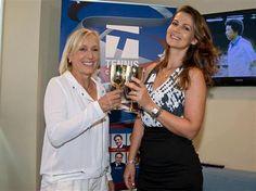 【全米OPテニス】ナブラチロワさん公開求婚