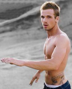 OMG he's hot!