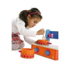 cuisine pour enfant on pinterest play kitchens kitchenettes and ki. Black Bedroom Furniture Sets. Home Design Ideas