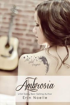 Erin Noelle's next installment of the Book Boyfriend Series ~ AMBROSIA!!!!