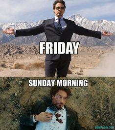 oh every weekend
