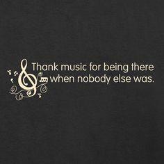 THANK MUSIC SHIRTS