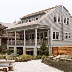 idea house Coastal Living  in Seabrook