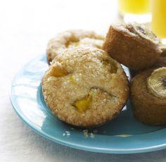Sugared Mango Muffins Recipe